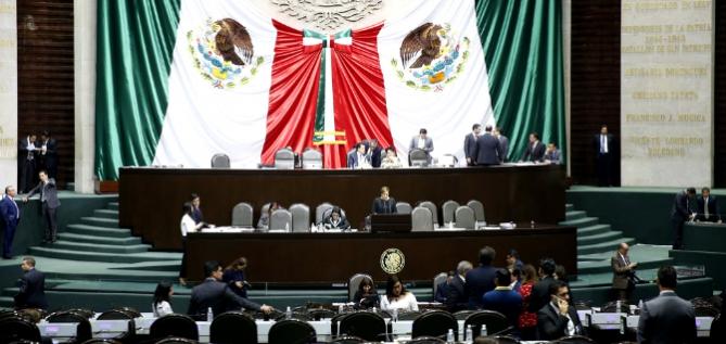 Reporte Legislativo, Cámara de Diputados: Jueves 8 de Febrero de 2018