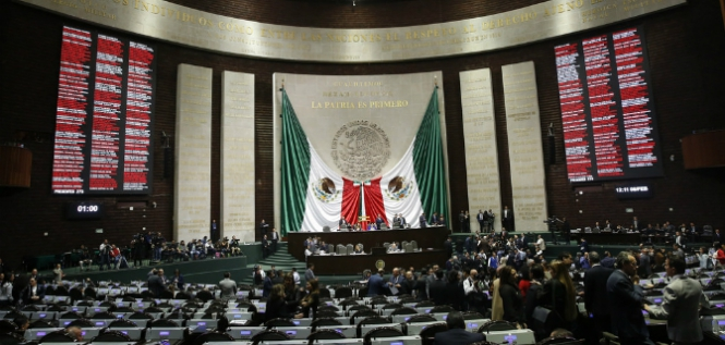 Reporte Legislativo, Cámara de Diputados: Martes 13 de Febrero de 2018