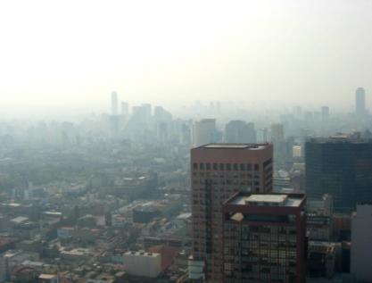 Esperan en 2018 más contingencias ambientales en CDMX