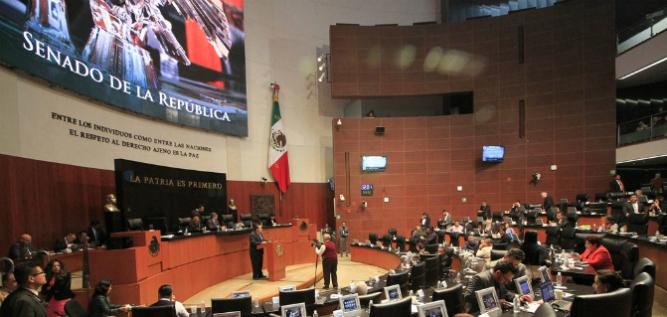 Reporte Legislativo, Senado de la República: Martes 20 de Febrero de 2018