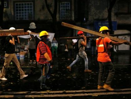 Reconstrucción de la ciudad, obstaculizada por una mala normatividad