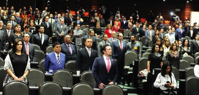 Reporte Legislativo, Cámara de Diputados: Jueves 1 de Marzo de 2018
