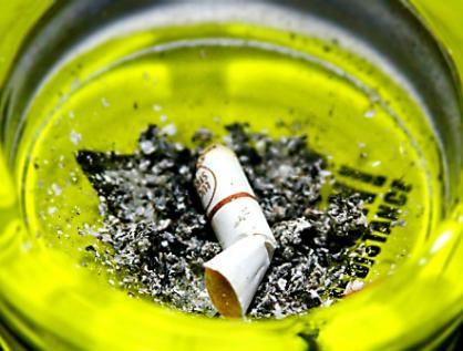Sólo se recaba 45.4% de gasto en salud asociado al tabaquismo
