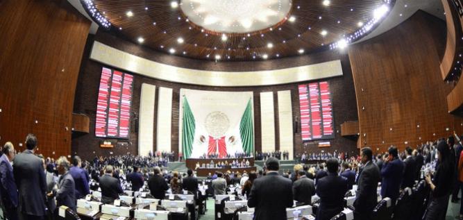 Reporte Legislativo, Cámara de Diputados: Martes 17 de abril de 2018