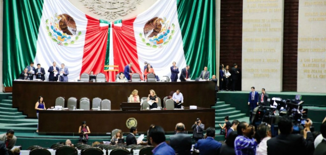 Reporte Legislativo, Cámara de Diputados: Jueves 26 de abril de 2018