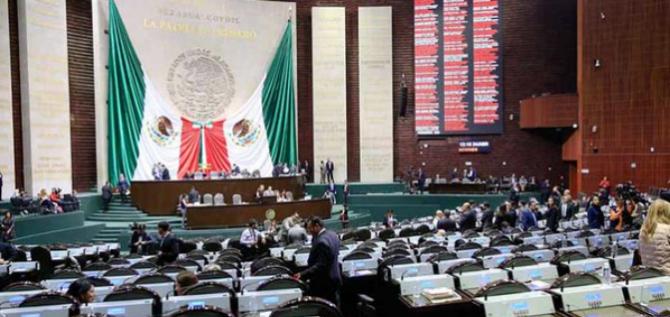 Reporte Legislativo, Cámara de Diputados: Lunes 30 de abril de 2018