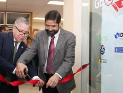 Inaugura UIA laboratorio de análisis geográfico y espacial
