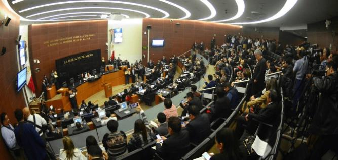 Reporte Legislativo, Comisión Permanente: Miércoles 16 de mayo de 2018