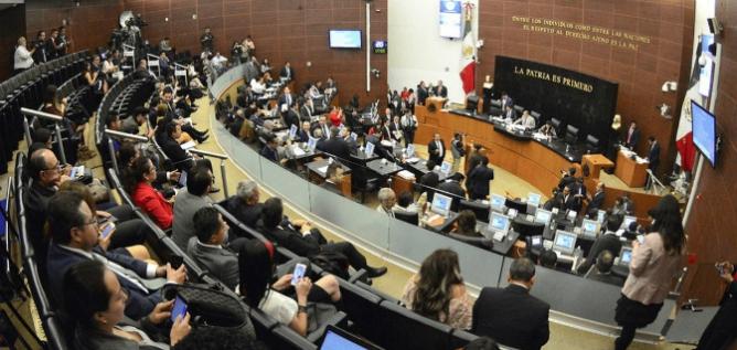 Reporte Legislativo, Comisión Permanente: Miércoles 23  de mayo de 2018