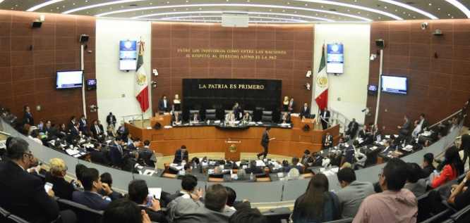 Reporte Legislativo, Comisión Permanente: Miércoles 6 de junio de 2018
