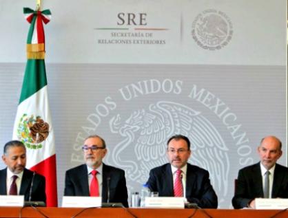 Condena México política de separación de familias migrantes en EU