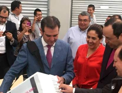 Firman INE y ASF convenio para evitar y sancionar desvío de recursos públicos