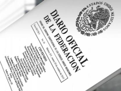 Piden evitar uso discrecional de Diario Oficial de la Federación