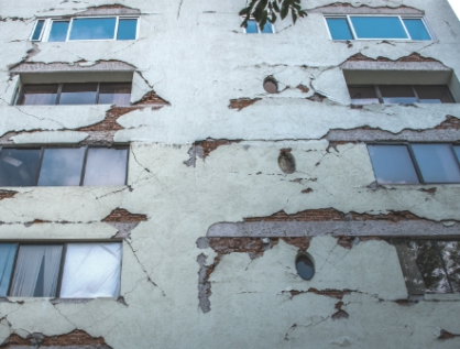 Generan mapas de intensidades sísmicas y daños en tiempo real