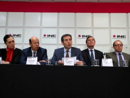 Fideicomiso de Morena, sin uso electoral: INE