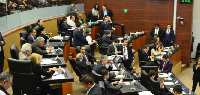 Reporte Legislativo, Comisión Permanente: Miércoles 1 de agosto de 2018