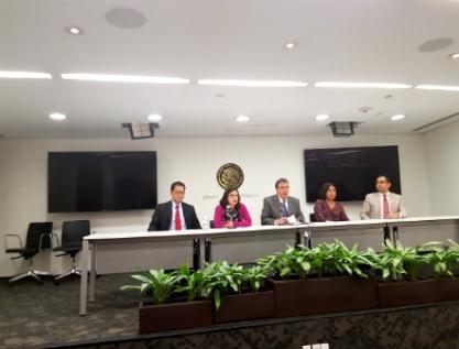 Evaluará Reformas Estructurales Senado de la LXIV Legislatura