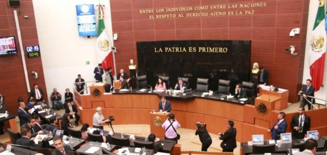 Reporte Legislativo, Comisión Permanente: Miércoles 8 de agosto de 2018