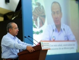 Reciben diputados propuesta sobre Segunda Vuelta Electoral