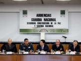 Replantea Durazo diseño de Guardia Nacional y la ubica en ámbito civil