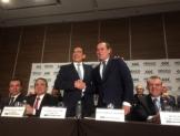 Elige Consejo Coordinador Empresarial a Carlos Salazar Lomelín como presidente