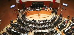 Reporte Legislativo, Senado de la República: Miércoles 10 de Abril de 2019