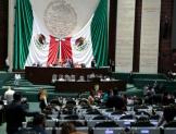 Recibe Cámara baja el Plan Nacional de Desarrollo
