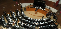 Reporte Legislativo: Cámara de Senadores, Martes 18 de diciembre de 2012