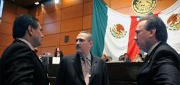 Reporte Legislativo: Comisión Permanente, Jueves 3 de enero de 2013