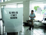 Piden castigo a delincuencia organizada por delitos electorales