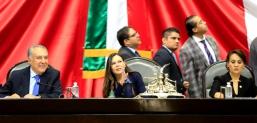 Reporte Legislativo, Cámara de Diputados: Martes 5 de Noviembre de 2019