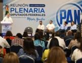 Fortalecimiento de la economía familiar, principal eje de la agenda del PAN
