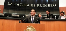 Reporte Legislativo: Senado, Martes 19 de febrero de 2013