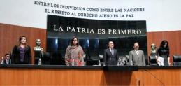 Reporte Legislativo: Senadores, jueves 21 de febrero de 2013