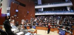 Reporte Legislativo, Senado de la República: Jueves 19 de Noviembre de 2020