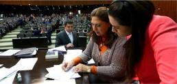 Reporte Legislativo: Cámara de Diputados, jueves, marzo 14 de 2013