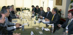 Preside Jesús Zambrano consejo de Pacto por México