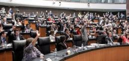 Reporte Legislativo: Cámara de Senadores, martes 2 de abril de 2013