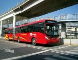 Preparan sistema para usar transporte público en DF