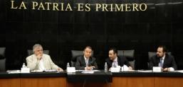 Reporte Legislativo, Cámara de Senadores: Lunes 29 de abril de 2013