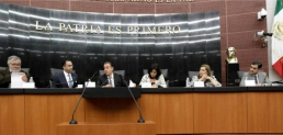 Reporte Legislativo, Cámara de Senadores: Martes 30 de abril de 2013