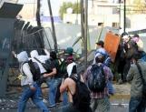 Iniciativa marca como terrorismo manifestaciones con daños a terceros
