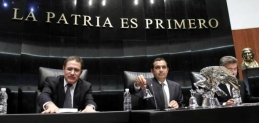 Reporte Legislativo, Senado: I Periodo Extraordinario, Jueves 22 de agosto, 2013
