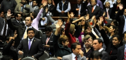 Reporte Legislativo, Cámara de Diputados: Martes 24 de septiembre de 2013