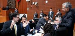 Reporte Legislativo, Cámara de Senadores: Lunes 28 de octubre de 2013