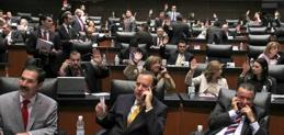 Reporte Legislativo, Cámara de Senadores: Martes 5 de noviembre de 2013