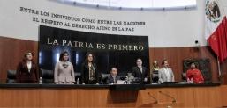 Reporte Legislativo, Cámara de Senadores: Jueves 13 de febrero de 2014
