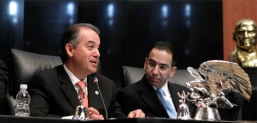 Reporte Legislativo, Cámara de Senadores: Miércoles 26 de febrero de 2014