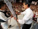 Aventaja Peña Nieto a candidatos en propuestas y compromisos