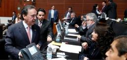 Reporte Legislativo, Cámara de Senadores: Jueves 13 de marzo de 2014